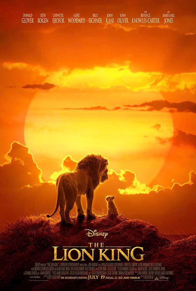 Movie Review Lion King Remake Falls Short Of 1994 Original Opinion Newsbug Info