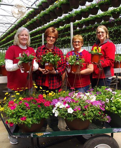 KVWC flower sale women