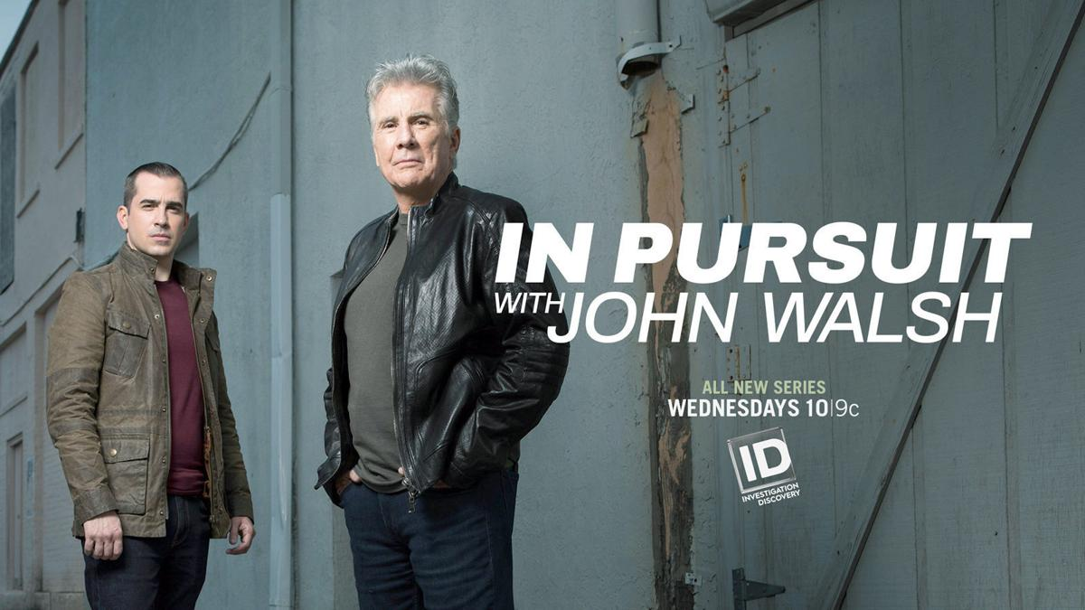 In Pursuit with John Walsh poster ad
