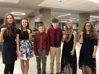 KV Middle School Solo and Ensemble
