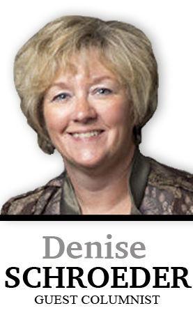 Denise Schroeder column sig