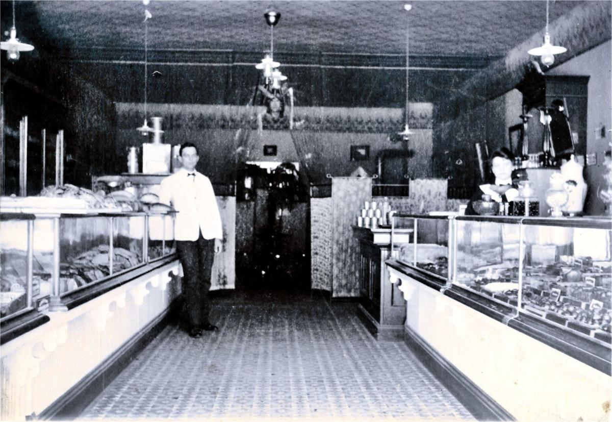 Harlacher Bakery interior