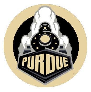 Purdue Boilermakers gold logo