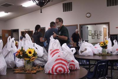 Brook UMC Food Donations
