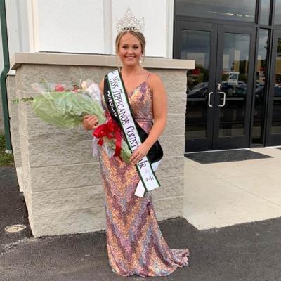 Miss Tippecanoe County 4-H Fair queen