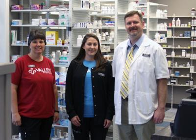 Valley Pharmacy staff