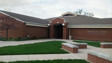 Rensselaer branch of the Jasper County Library