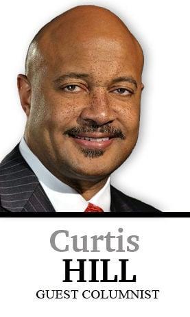 Curtis Hill column sig