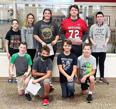 KVMS Students of Month