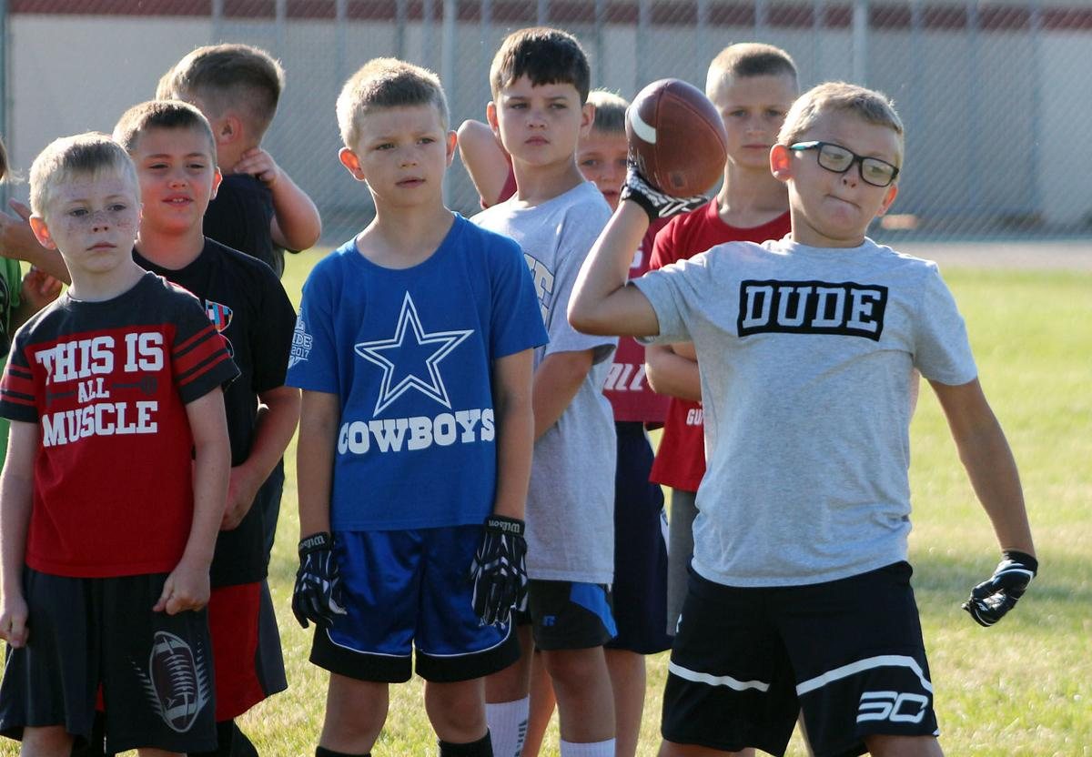 SNAPSHOTS: Twin Lakes football camp | Photos | newsbug info