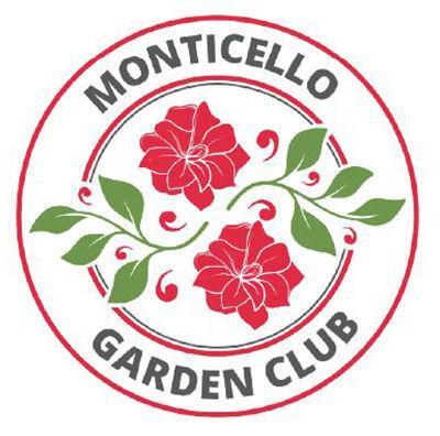 Monticello Garden Club logo