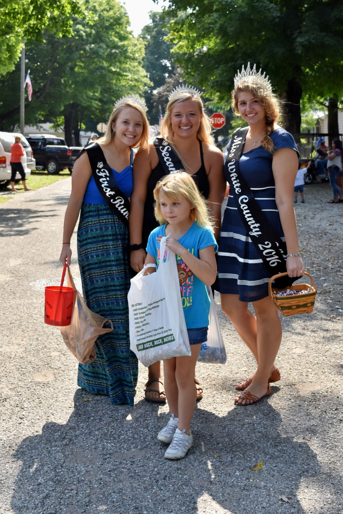 Indiana white county chalmers - Little Miss And Mister White County Give Back To Fairgrounds