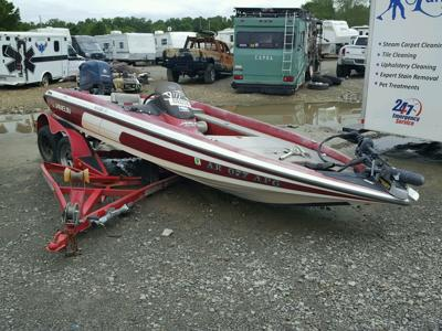 Damage to boat