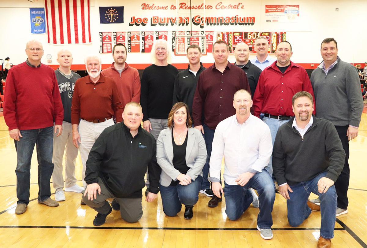 RCHS '95 title team honored