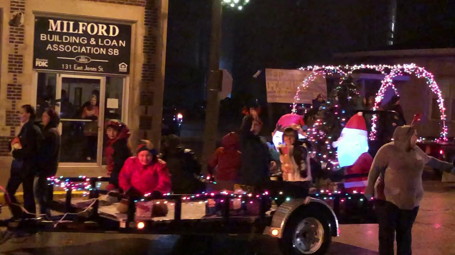 Milford Illinois Christmas Parade 2020 Milford Christmas Parade | Iroquois County's Times Republic