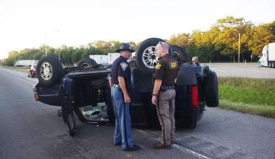 Busy weekend for area wrecks | Kankankee Valley Post News