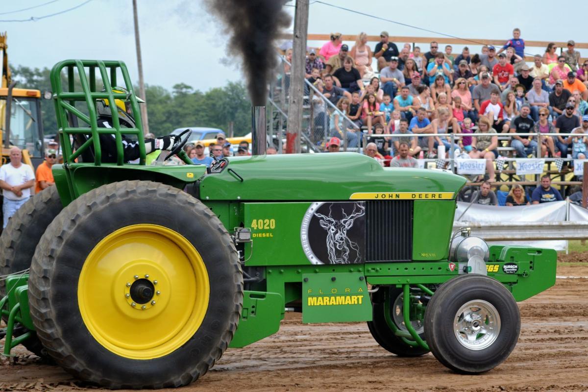Indiana white county idaville - Idaville Truck Tractor Pull