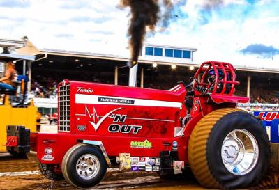 Thunder in the Corn' Tractor Pull Saturday in Hoopeston