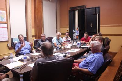 County government joint session