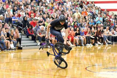 Matt Wilhelm BMX