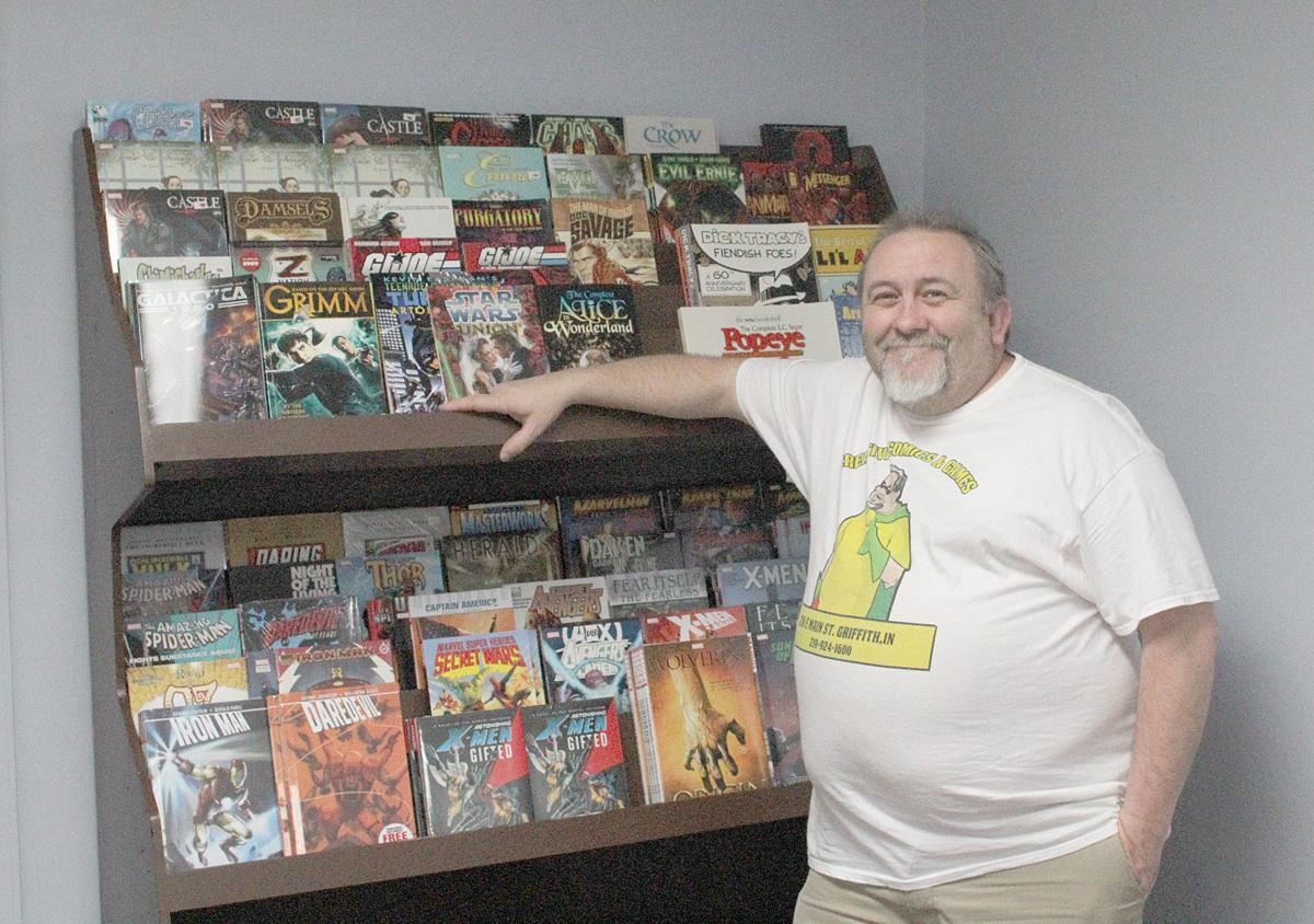 Creative Comics Jim Rhone