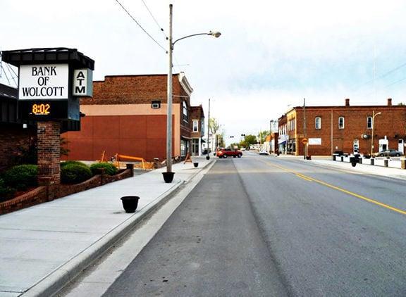 Downtown Wolcott