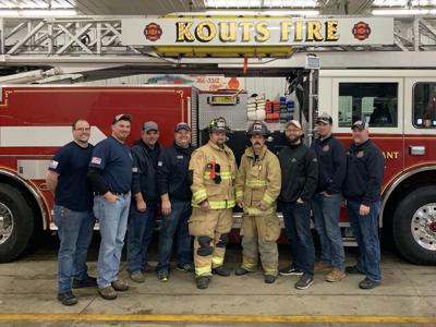 Kouts Vol. Fire Dept.
