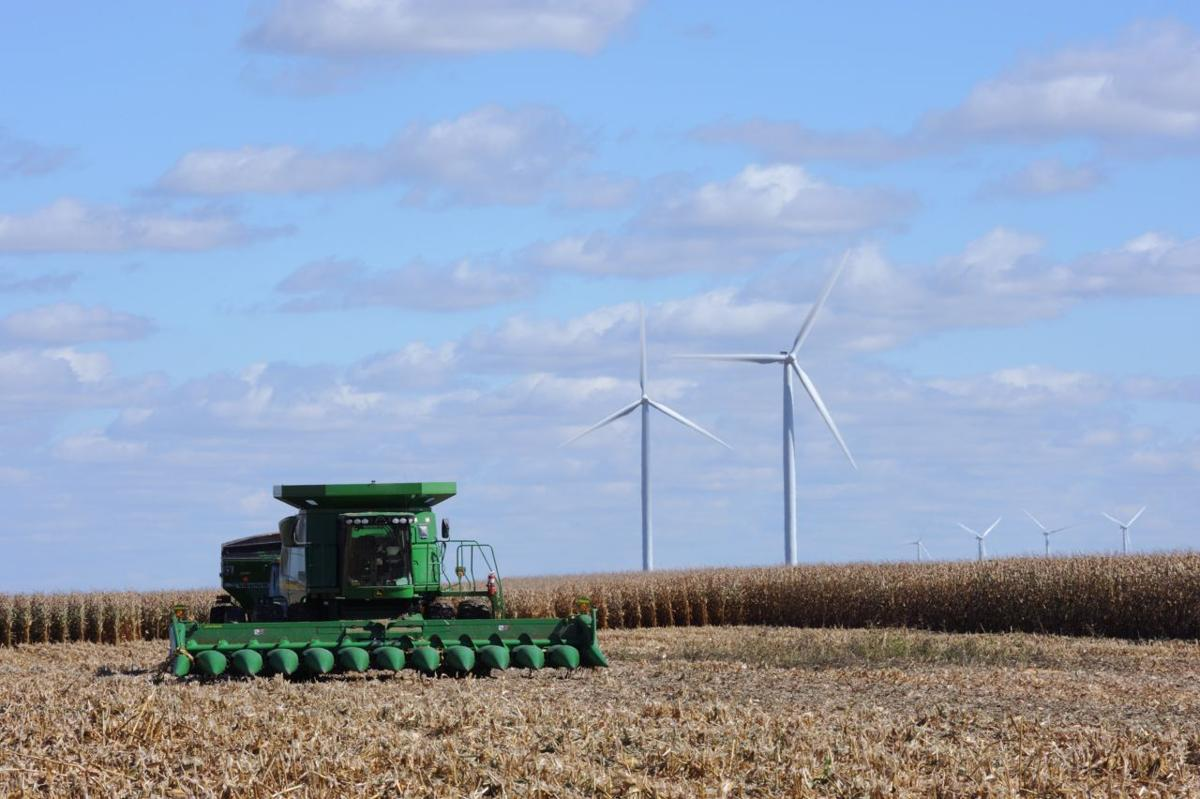Indiana white county idaville - The Fifth Phase Of Meadow Lake Wind Farm In Southern White County Should Be Finished And Ready To Provide Electricity On Sept 15