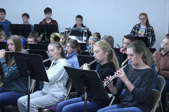 CCHS Band