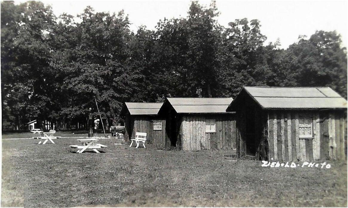 Ganos Camp late 1920s