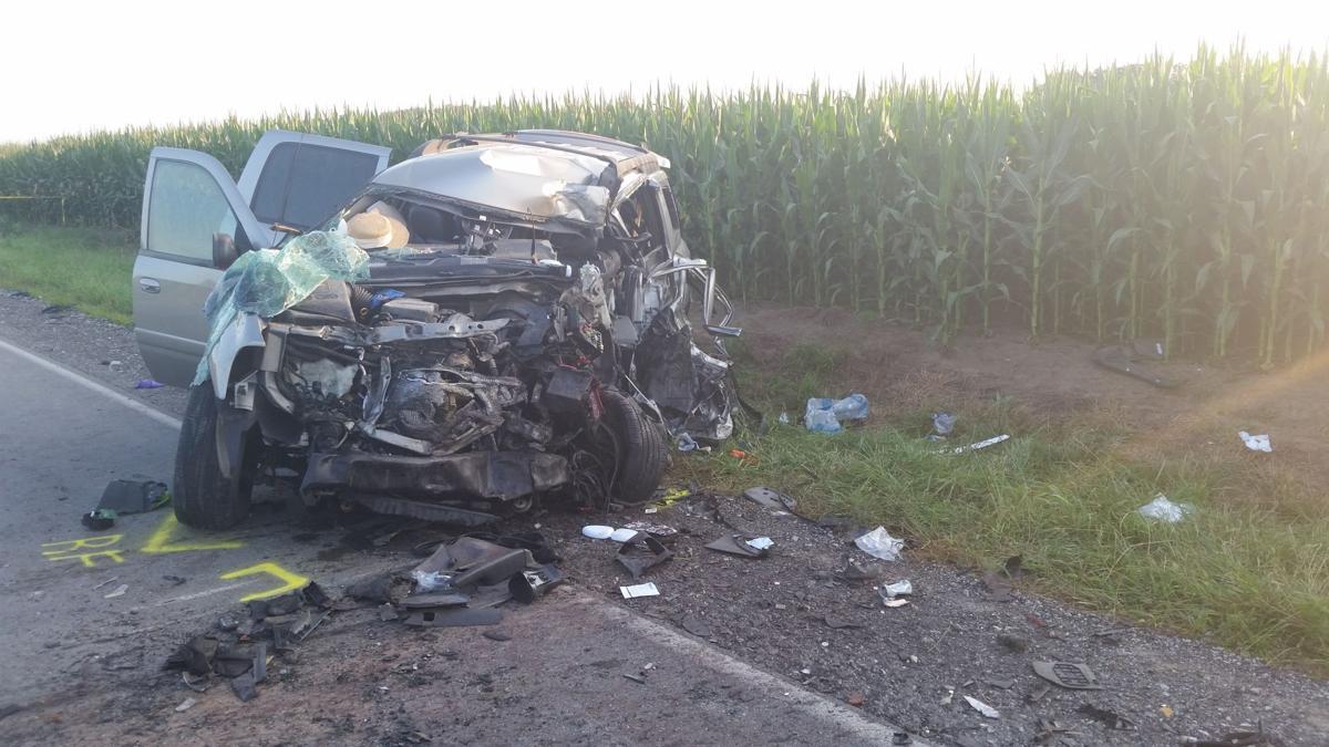 Indiana white county idaville - Crash At Sr 16 And Sr 39