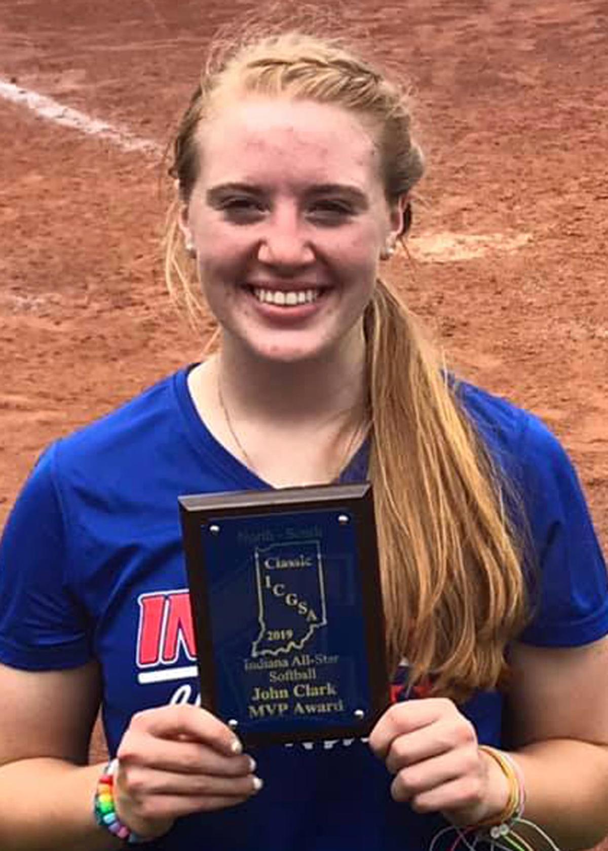 Maddie Swart and MVP Award