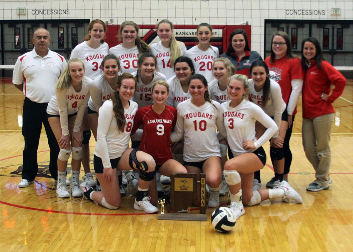 KV Volleyball Sectional Champs 2019