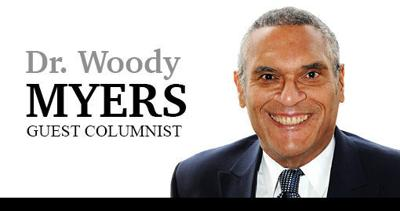 Dr Woody Myers column sig