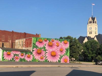 REN ART WLK mural week
