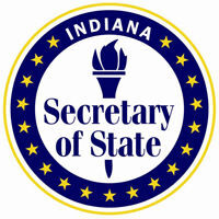 Indiana Secretary of State logo
