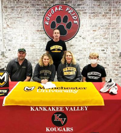 Frieden to compete in CC, track in college