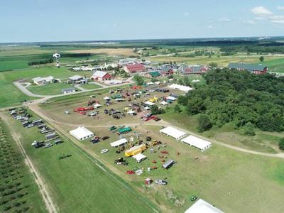 Fair Oaks Farms' Manure Expo shows off new ag technology