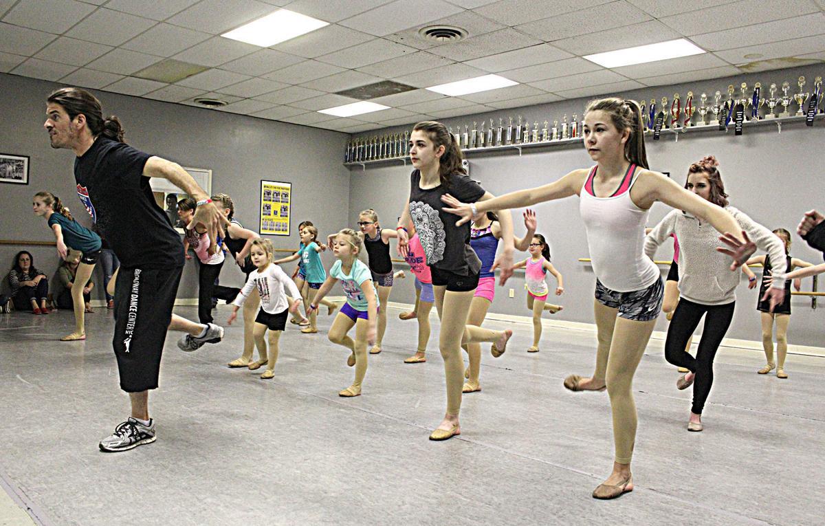 Dance Magic class get Coast 2 Coast instruction