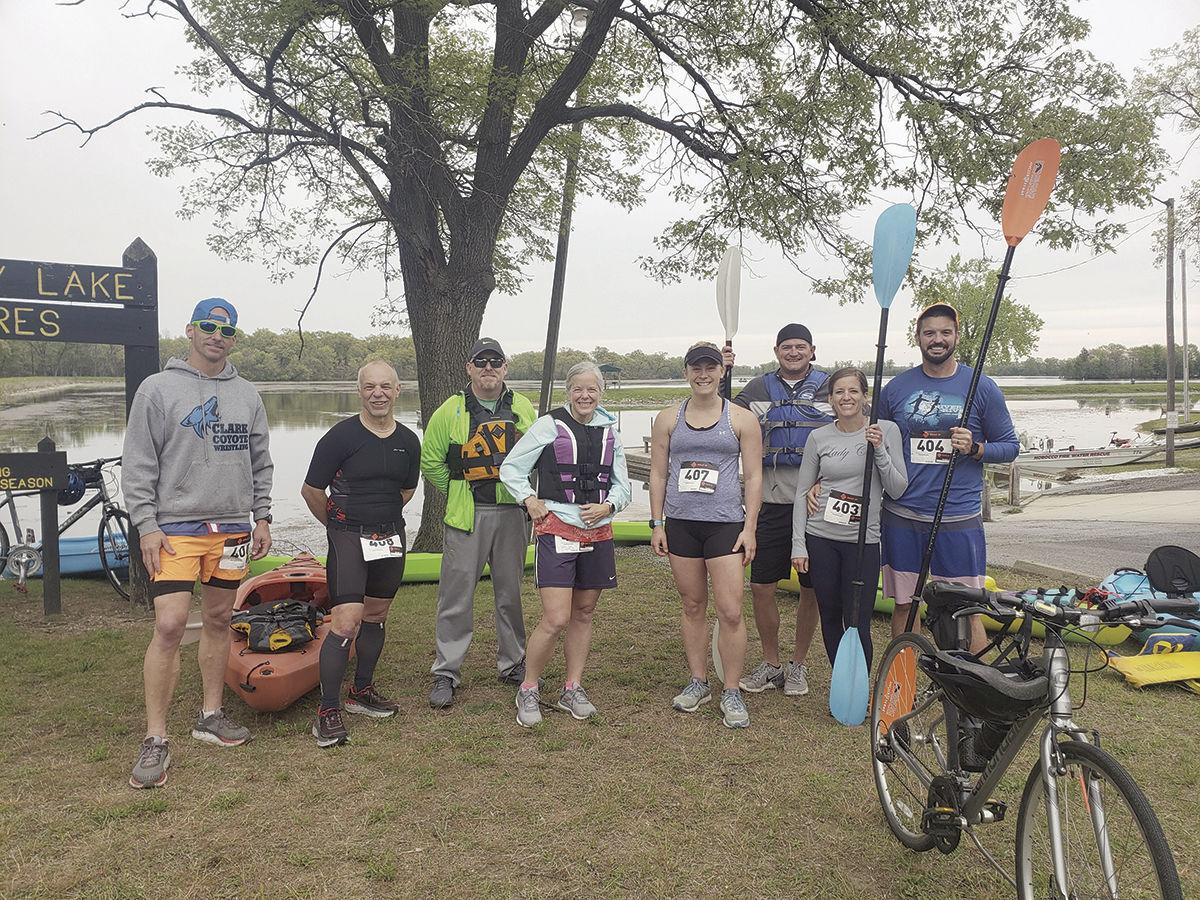Triathlon group