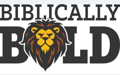Biblically Bold logo