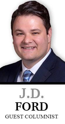 JD Ford column sig
