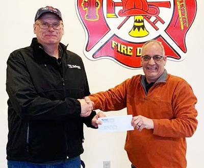 Full-time fire chief in the works