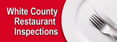 White County Restaurant Inspections logo