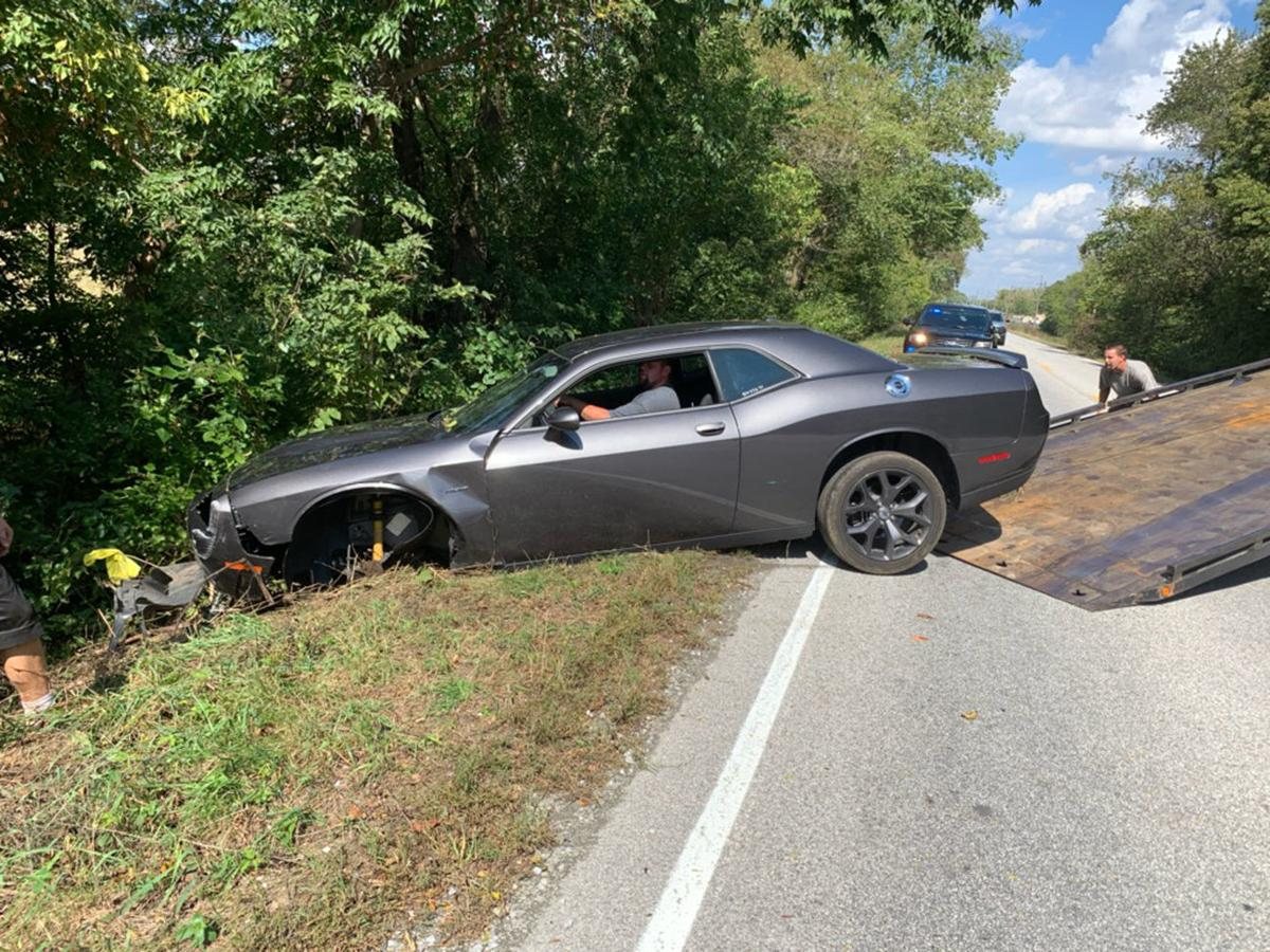 Stolen Dodge Challenger1