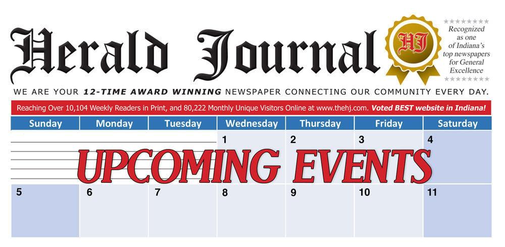 Upcoming Events Feb 5 11 Monticello Herald Journal Newsbug Info