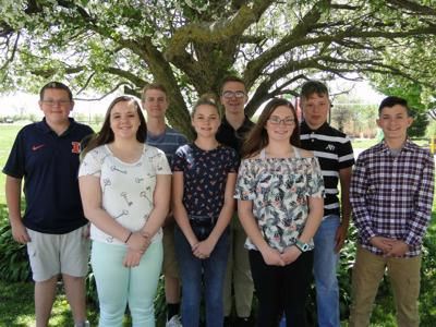 Ccgs To Graduate Eight Students Iroquois Countys Times Republic