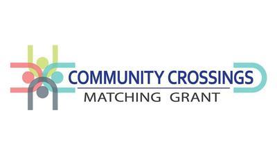 Community crossings grant logo