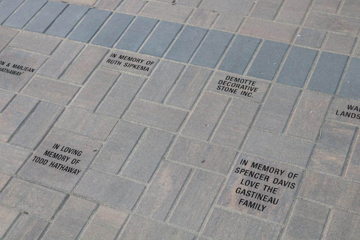 Stones inscribed