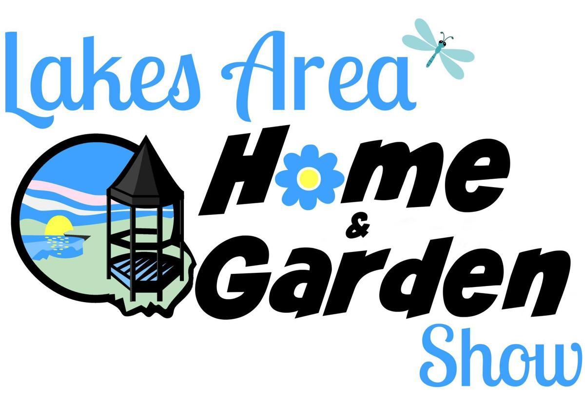 Lakes Area Home & Garden Show logo